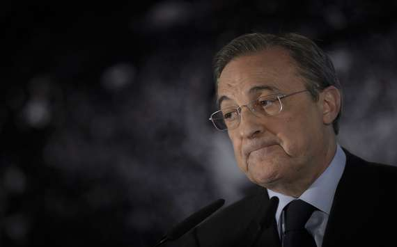 Florentino Perez - Real Madrid