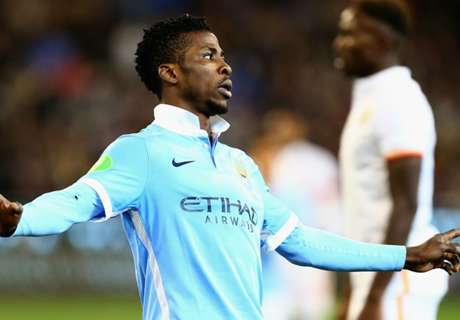 Iheanacho makes Premier League debut