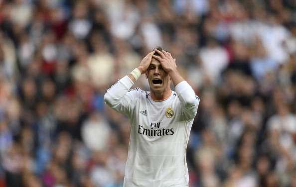 Gareth Bale no podrá jugar en Zorrilla
