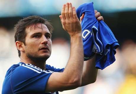 Lampard anunció su retiro