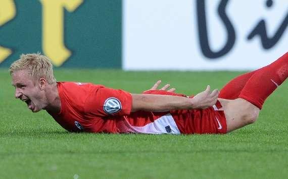 Mike Hanke wird Freiburg zum Saisonende verlassen