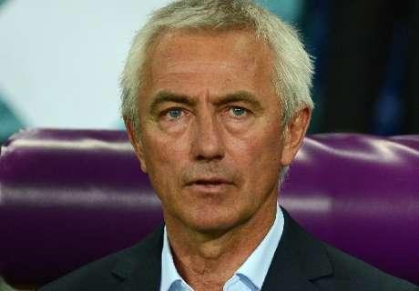 Corée du Sud, Bert van Marwijk ne viendra pas