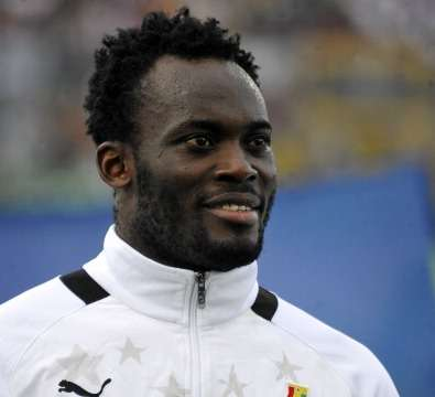 Essien benched, Asamoah in defence, Atsu starts against USA