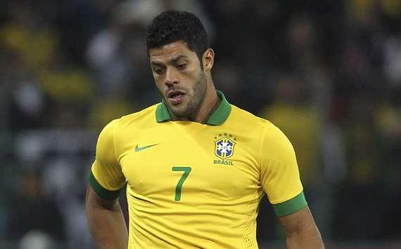 Hinter seinem Einsatz steht noch ein Fragezeichen: Hulk musste das Training abbrechen