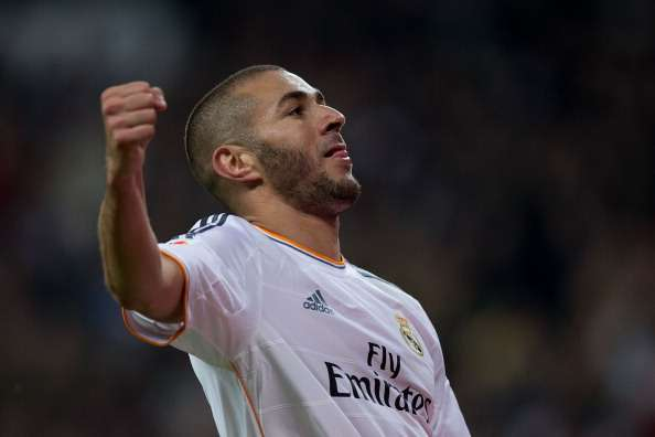 'Ancelotti puts us under less pressure than Mourinho' - Benzema