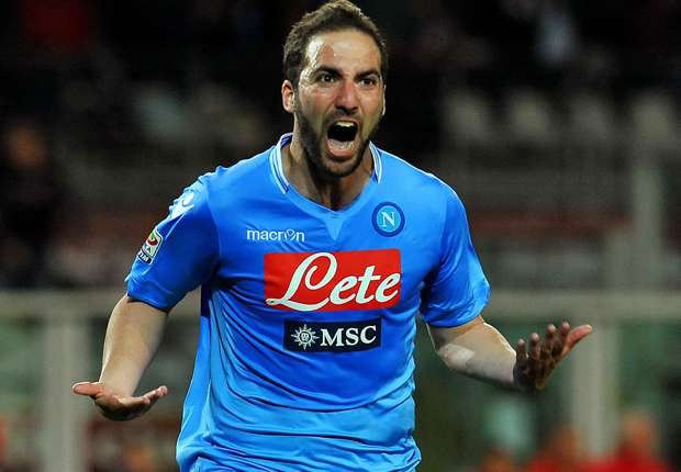 Higuain: Serie A defences have made me a better player