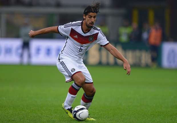 Khedira: I will be ready for Germany's World Cup opener