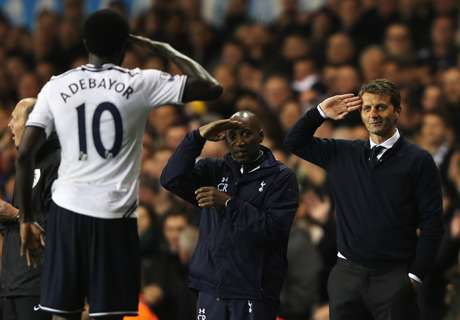 Aston Villa to sign Adebayor & Veretout
