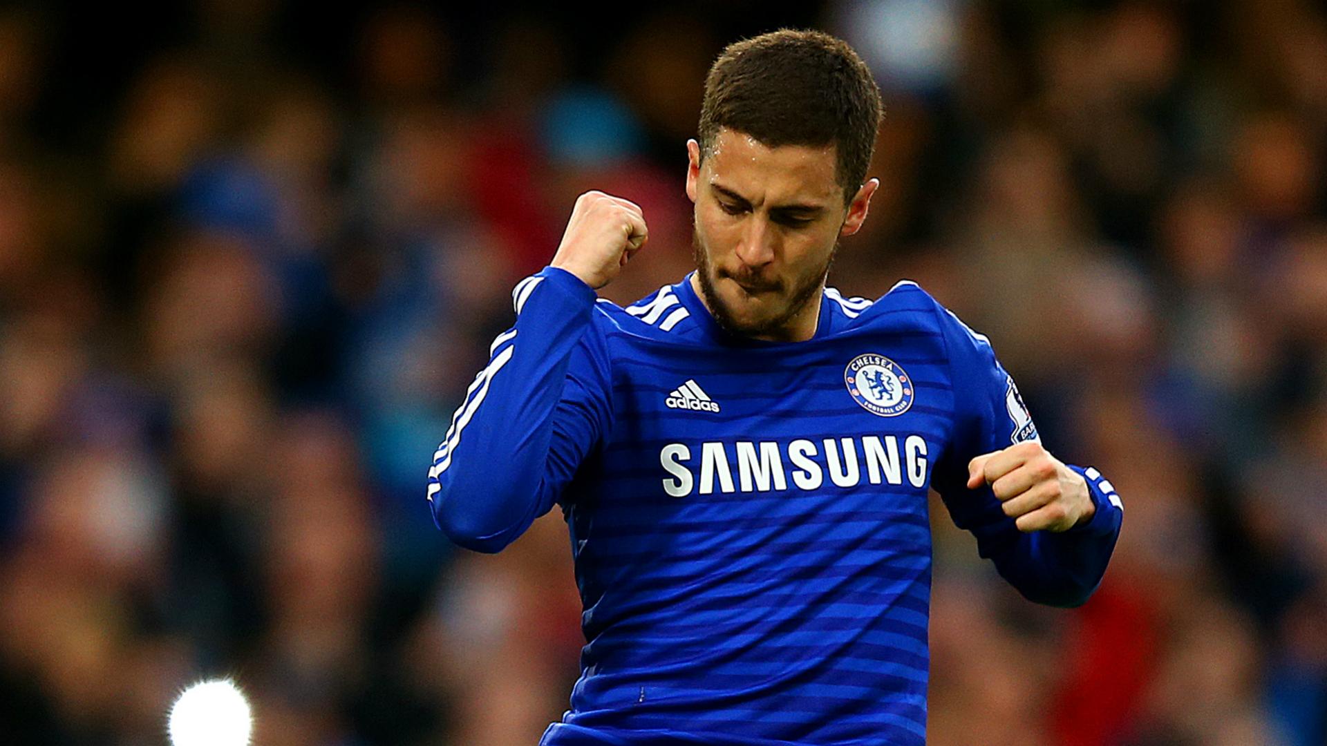 Hazard Chelsea Hazard Confident Chelsea can