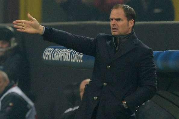 Erfolgreich mit Ajax: Frank de Boer