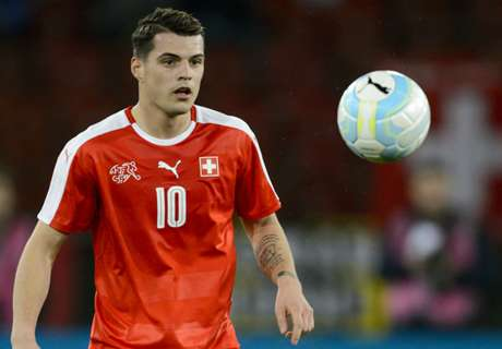 Xhaka: Playing in the PL is my dream