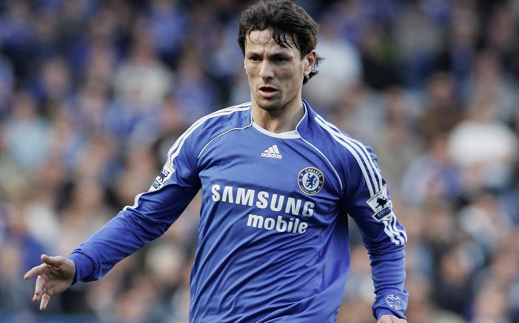 Khalid Boulahrouz of Chelsea