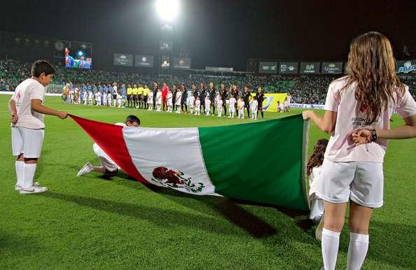 Expulsan a tres mexicanos Sub 20 tras pleito en la Milk Cup