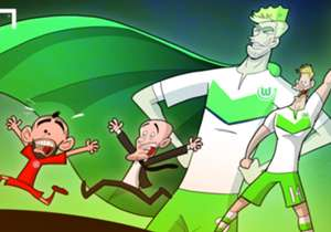Bayern boss Pep Guardiola suffered his third straight Supercup defeat as Nicolas Bendtner came off the bench to score a late equaliser and then buried the winning penalty for Wolfsburg