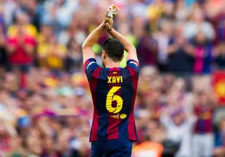 Le PSG veut se faire prêter Xavi !