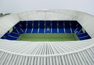 Chelsea have revealed a model of the planned renovation of Stamford Bridge