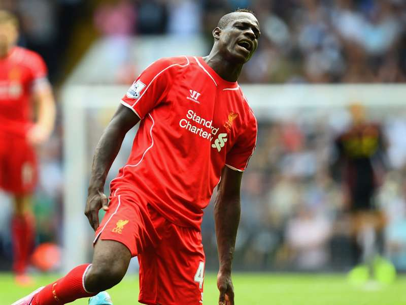Rodgers: Balotelli can become world-class like Suarez