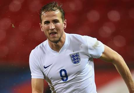 Kane Able For England?