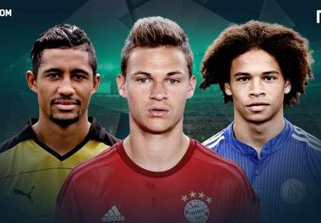 GALLERY: Bundesliga's breakout stars