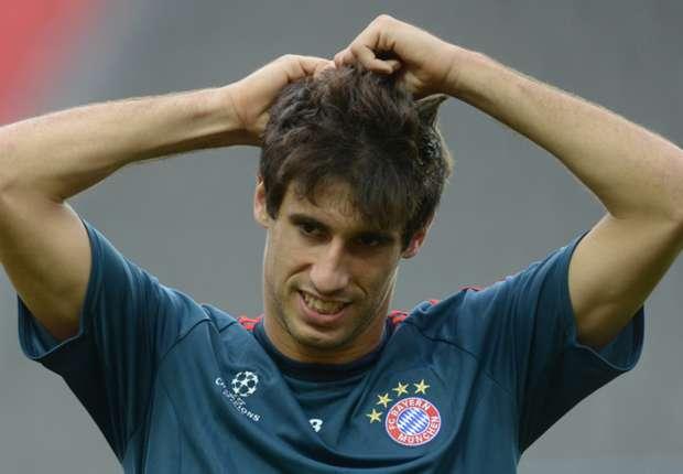 Javi Martinez muss beim FC Bayern unter Pep Guardiola regelmäßig rotieren