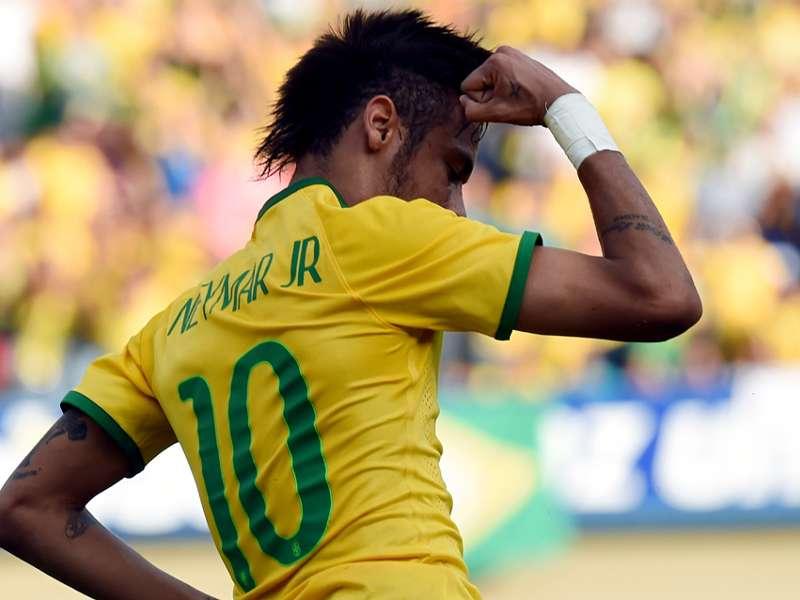 Neymar I Had A Ronaldo Haircut In 2002 Goal