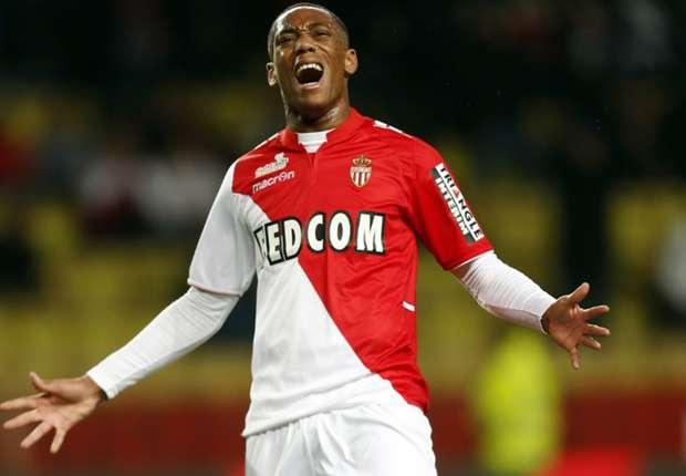 Anthony Martial Monaco Lille Ligue 1 12082013
