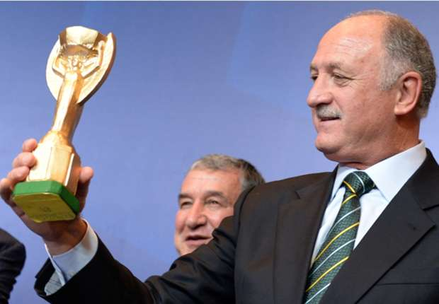 Scolari: Brazil have a duty to win World Cup for fans