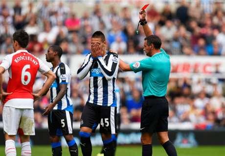 FT: Newcastle 0-1 Arsenal