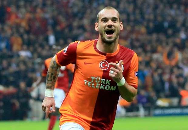 Machte aus seiner Mannschaft eine Party-Meute: Wesley Sneijder