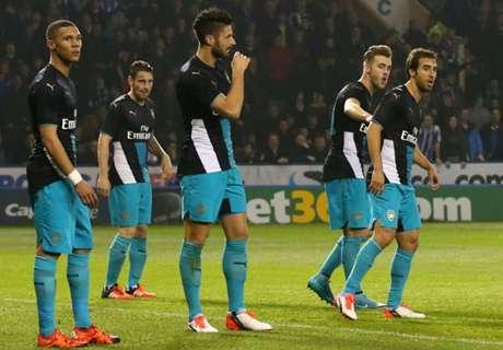 Sheffield W. - Arsenal 3-0 (résumé)