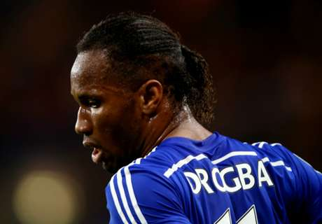 Chelsea legend Drogba reveals shock image change