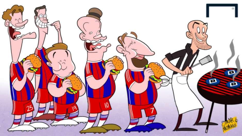 hamburg sv vs bayern munich