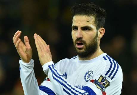 Fabregas' Premier League XI
