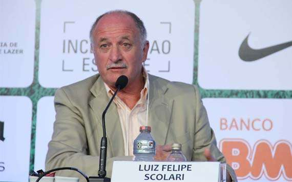Scolari assures trio of World Cup slots