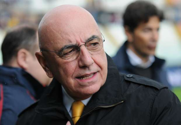 Galliani defends Tavecchio
