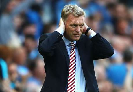 Poor goals a disease - Moyes