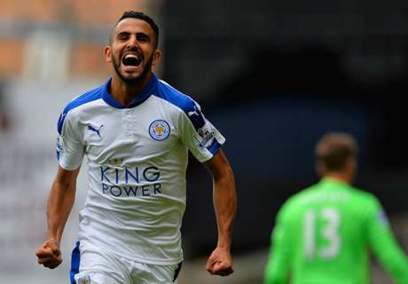 'Mahrez wants to stay at Leicester'