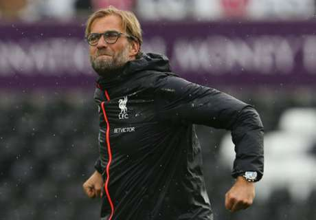 Klopp: We were angry after first half