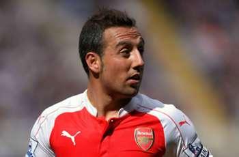 Cazorla recreates Henry's Arsenal wonder goal in Goal's Social Snap
