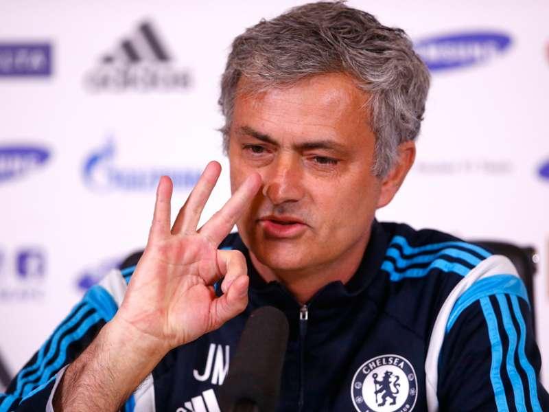 """Mourinho: """"Diego Costa ya no está lesionado"""""""