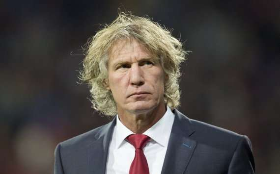 Nurnberg sack Verbeek after six months
