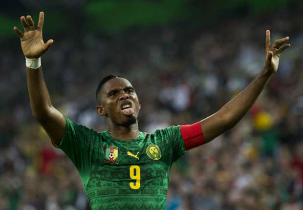 Eto'o 'won't succumb to blackmail' over allegations
