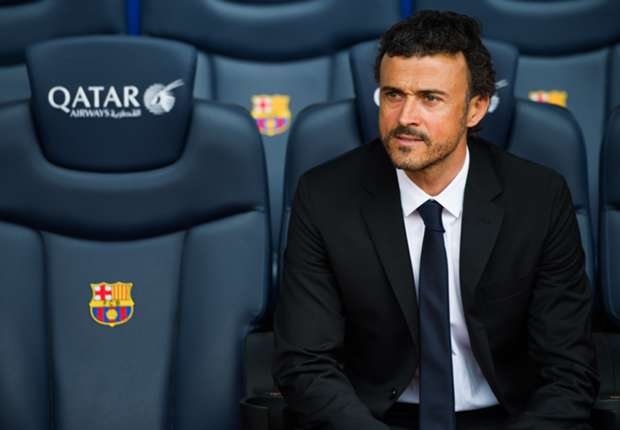 Luis Enrique: Barcelona results will prove if I am crazy or not