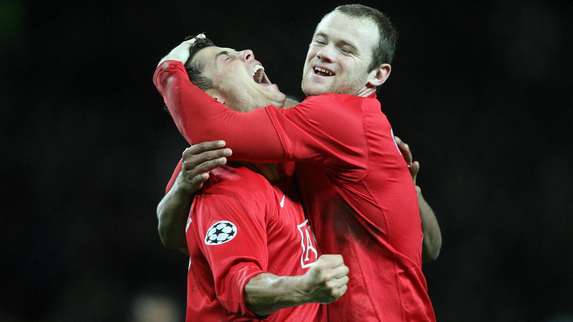 Wayne Rooney & Cristiano Ronaldo | Manchester United