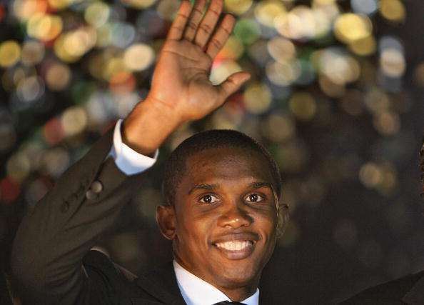 Samuel Eto'o says Brazil can slip at the World Cup and leave the chance to other teams