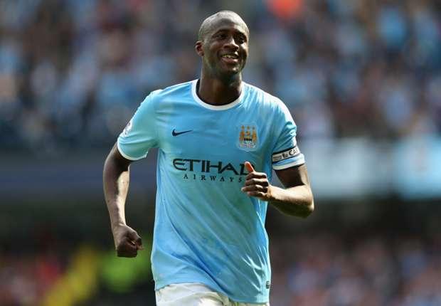 Kehrt Manchester Citys Yaya Toure zurück zum FC Barcelona?