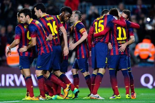 Auch das Rückspiel des Prestige-Duells konnte der FC Barcelona für sich entscheiden