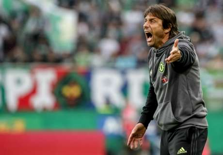 Conte wants aggression from Chelsea