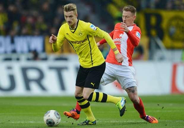 """Marco Reus überzeugte gegen Mainz 05 auf der """"Zehn"""""""