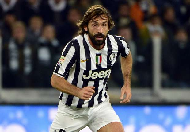 'There aren't many like Pirlo' - Jesus